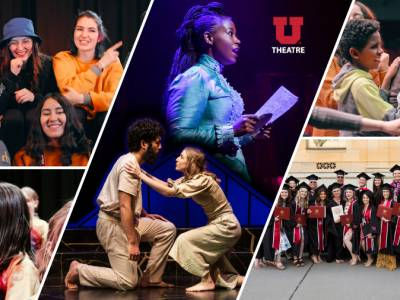 Join the Department of Theatre in establishing an endowed scholarship to benefit underrepresented students