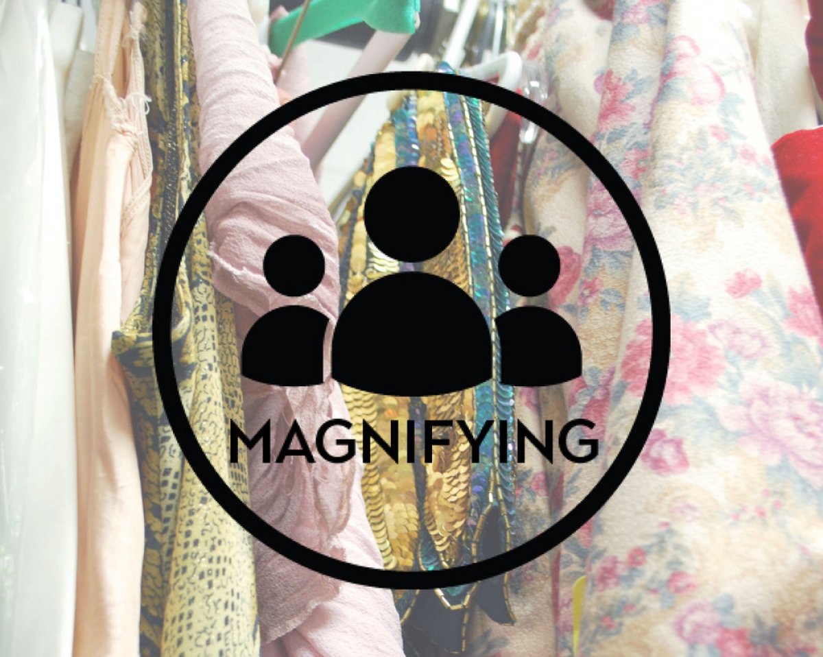 Introducing our new blog series, MAGNIFYING, featuring Steven Rasmussen