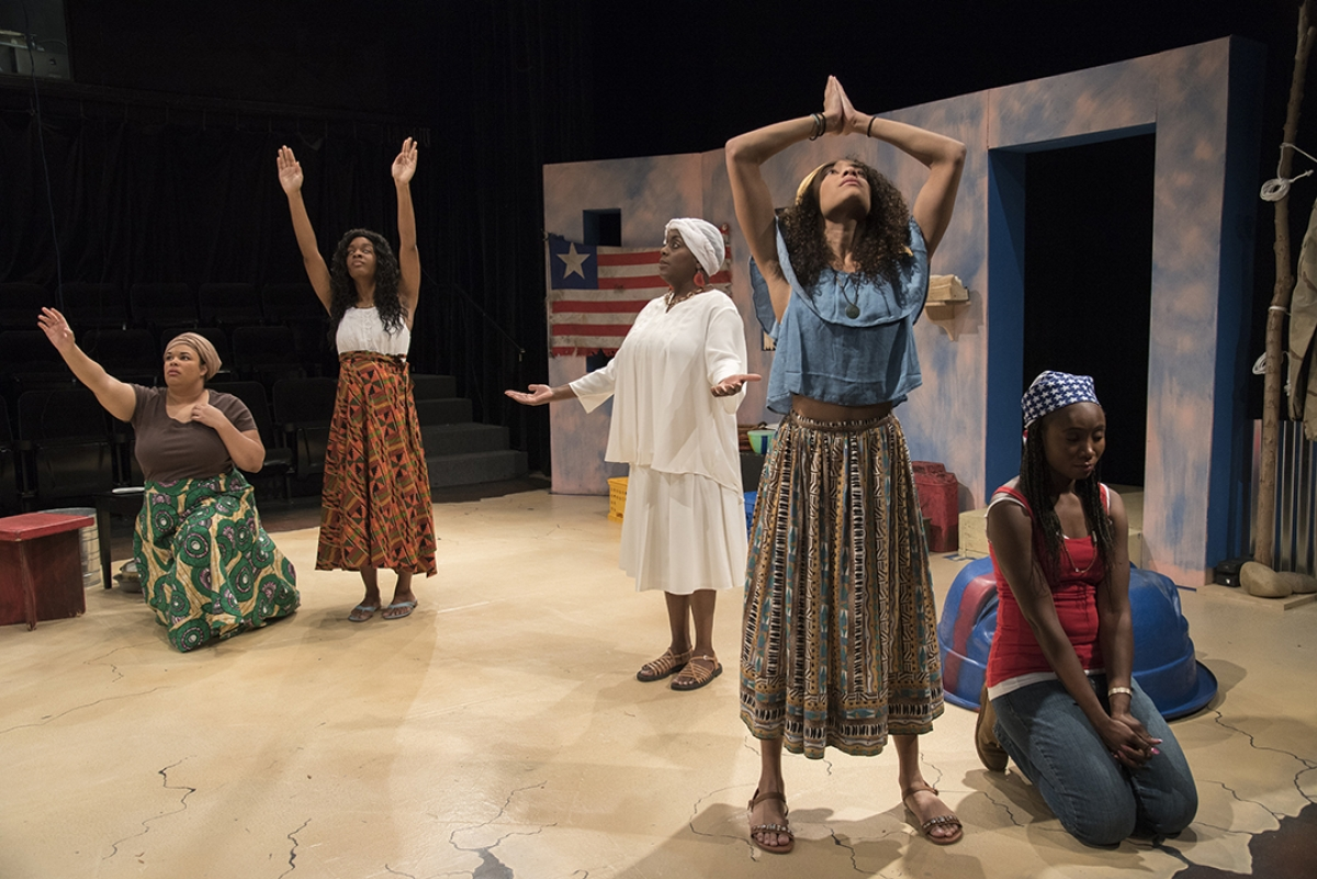 University of Utah Theatre Department's Eclipsed Will Be Performed at Festivention