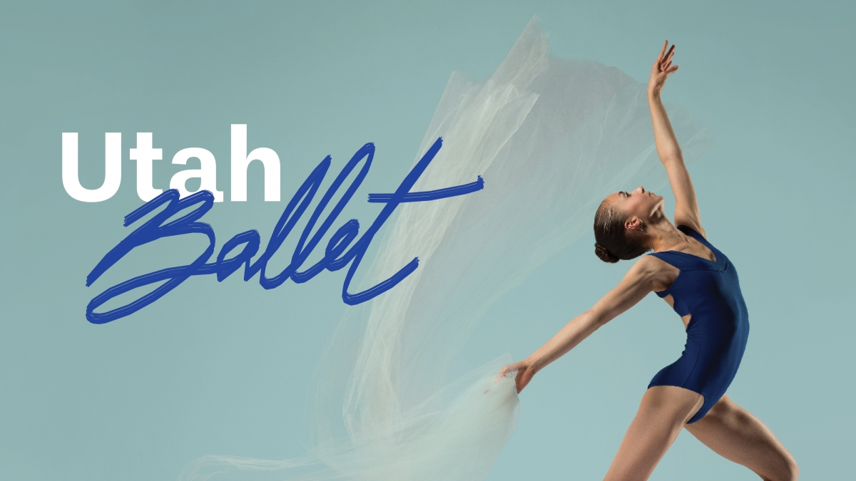 Utah Ballet Offers Original Works and Classic Favorites