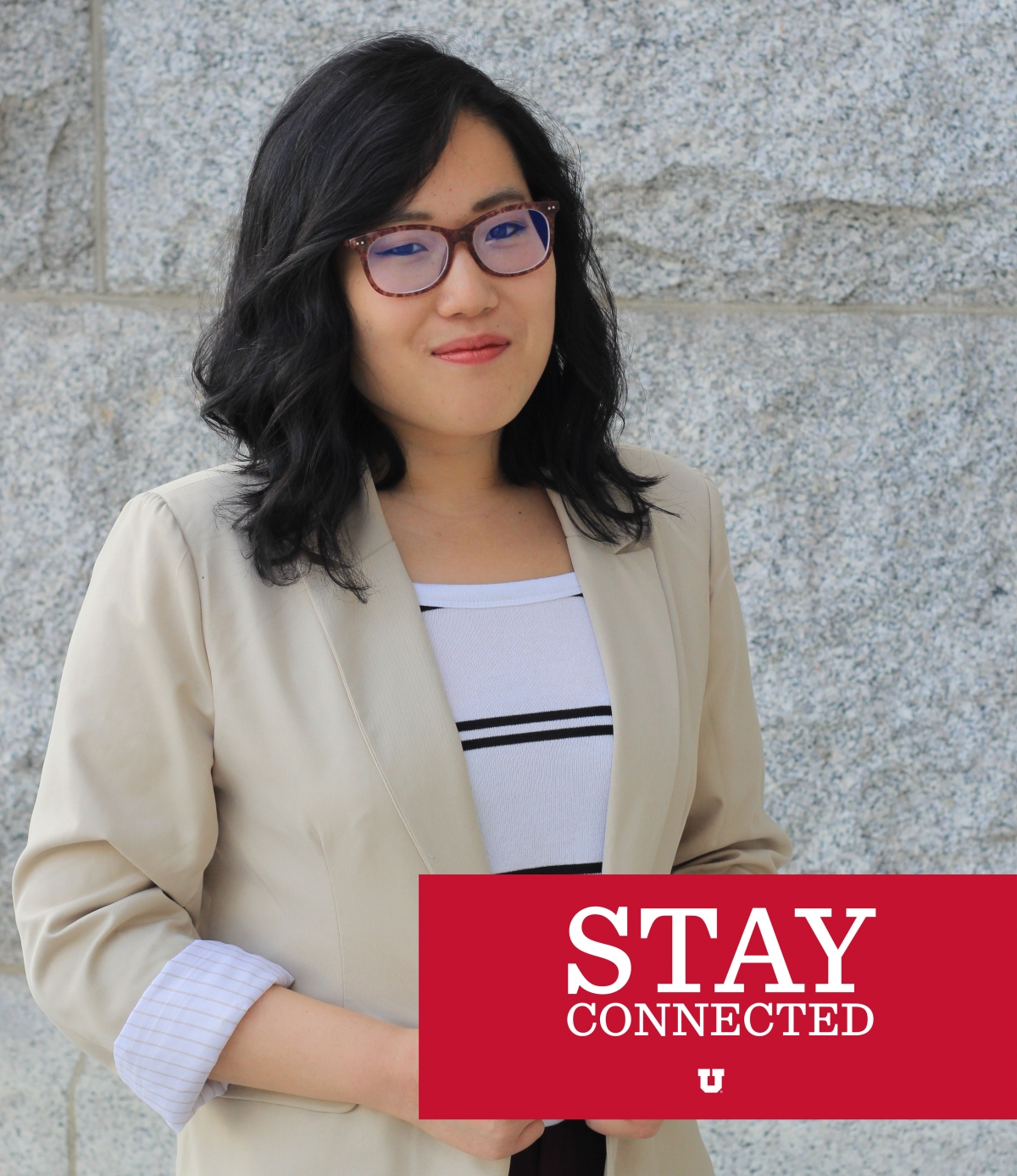 Stay Connected: Cynthia Chen