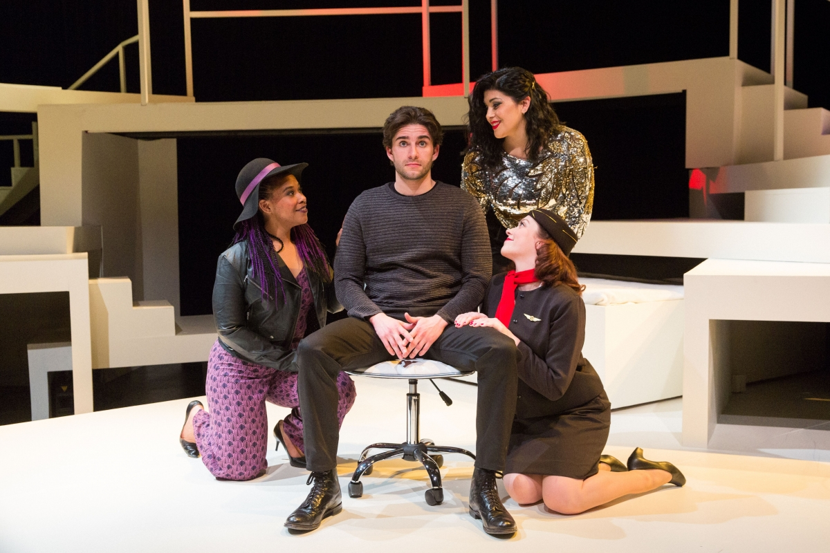 "Department of Theatre presents Stephen Sondheim's ""Company"""