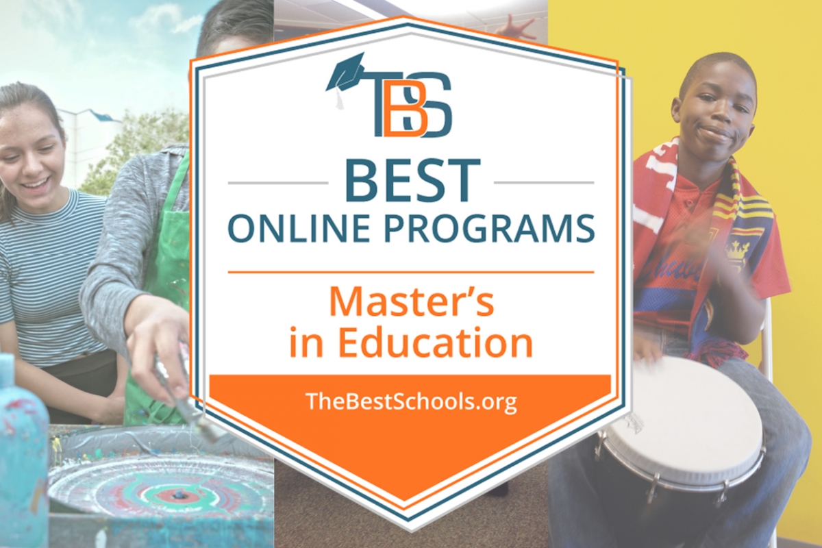 The U's MAT-FA program ranked as the 11th best online Masters of Education Program in the nation