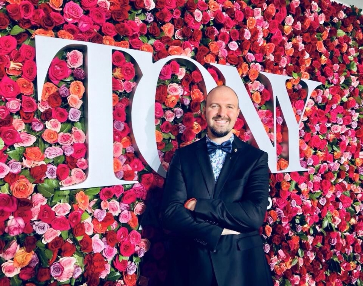 Tony-nominated producer Christopher Massimine to join Pioneer Theatre Company