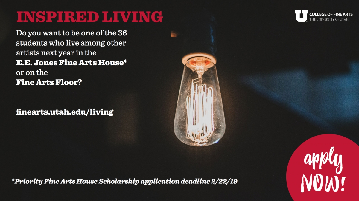 Applications are now open for Inspired Living on campus