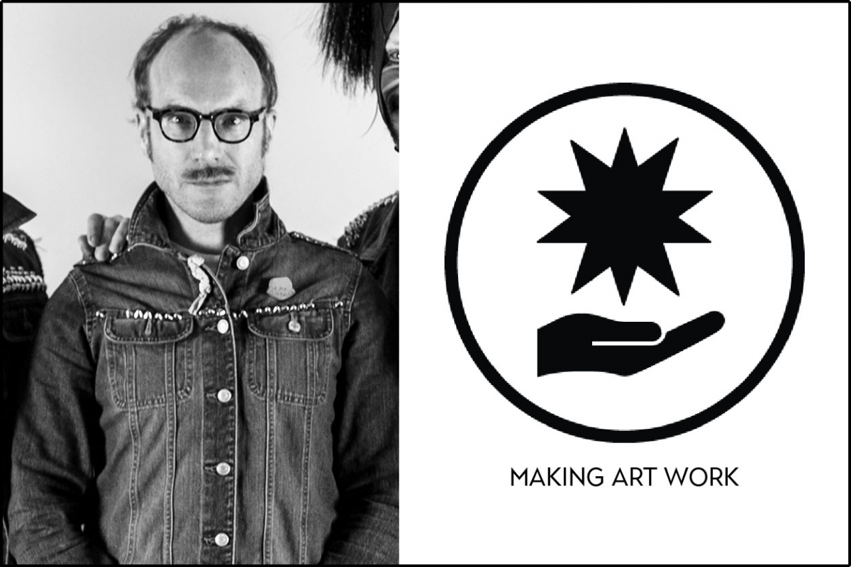 MAKING ART WORK, No.6: Mark Jeffery