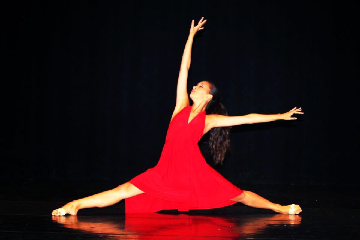 Ballet Major Amy McMaster Represents the U.S. in Florence Ballet Competition