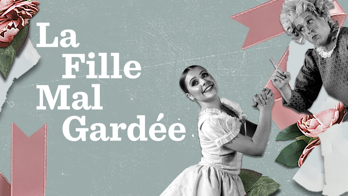 Three acts of humor and dance take the stage in Bruce Marks' La Fille Mal Gardée