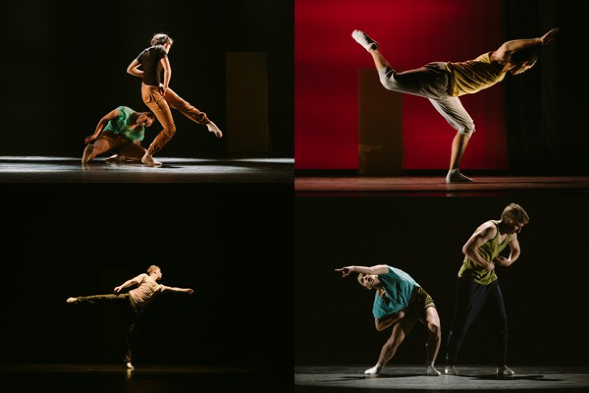 University of Utah Students Represent the School of Dance at ACDA