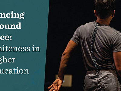 "School of Dance examines inequity in ""Dancing Around Race: Whiteness in Higher Education"""